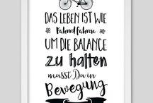Fahrradspruch