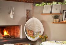 Home Inspiration / Bedrooms, bathrooms, living rooms and some small accessories.