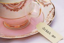 Bridal shower- Tea party / wedding