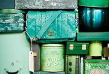 Green Color Board / by Erin Doran