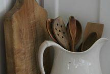 Kitchen / by Evangelina Beason
