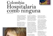 My Articles: Horizontes Magazine / Horizontes Magazine is published by Aviatur Travel, the largest travel agency in Colombia.