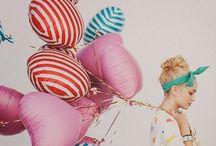 Fashion does balloons, again