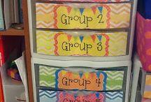 Organize teaching