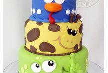 It 's  a cake