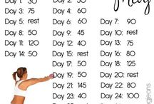 Challenge workout / by Dylan Drury