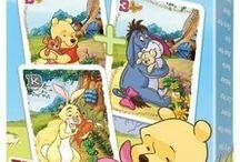 Zabawki - karty dla dzieci / Karty do gry z motywami dla dzieci