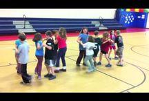 Folk Dances and Games