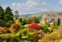 England - Cumbria - Holehird Gardens Lake District