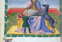 MIddle Ages - Popes - středověcí papežové