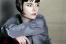 beauty: presence: Louise Brooks Inspiration