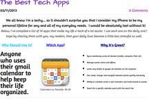 I Adore What I Tech // Apps & Gadgets