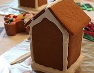 Lebkuchen Häuser