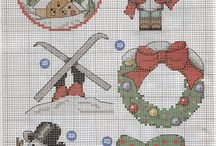 Cross stitch / by Janet Lipscomb