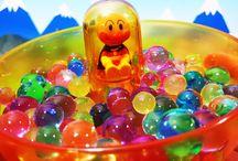 珍しい入れ物❤アンパンマン アニメ&おもちゃ