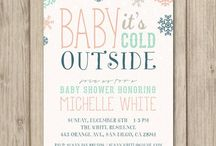 Lullaby Lane: Baby Shower Invites / Gorgeous invites for a baby shower!