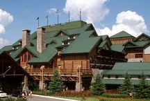 Disney's Wilderness Lodge / Walt Disney World's Wilderness Lodge is a Deluxe Resort located in the Magic Kingdom resort area