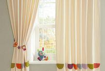 шторы спальня детская