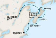 My Last Trip / Travelling to Canada, New England & New York in Sept/Oct 2015.