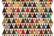 Pyramid quilts