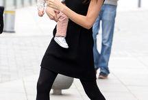 Modern Mama / Love her style...