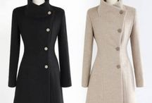 Coat patterns & inspiration