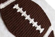 football crochet