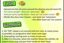 Health and PE games