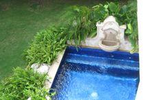 Wading pools / Small cool pools