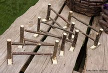 waldorf játék