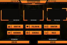 Twitch Overlay / Custom Your Overlay