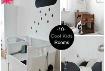 Baby's room ideas / ... um die Deko eines Kinderzimmers/einer Kinderecke