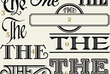 font/writing