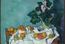 Cezanne / by Melanie Formosa