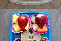 Healthy meals packed to go