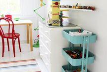 Lastenhuoneen Sisustus