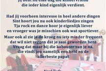 Sinterklaas / Ideetjes rond Sinterklaas