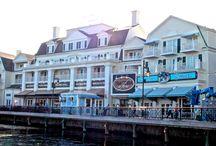 Boardwalk Inn & Villas / Disney's Boardwalk Inn & Villas - Deluxe resort located in the Epcot resort area