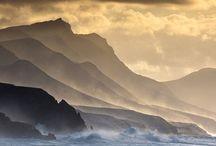Paisaje / Una de las cosas más bonitas que se puede ver es un precioso paisaje / by Fernando Mora
