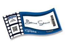 """Tickets cinéma / Présentation de la gamme Tickets cinéma de """"Tout pour mon CE""""."""