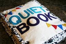 Education ~ Quiet Book Ideas