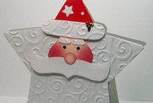 Xmas paper crafts