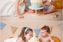 Cake smash ideas
