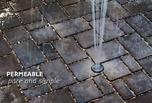 Earth-Friendly Pavers / by Belgard Hardscapes