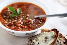 soups + stews / by Karen | K. abc