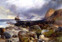 The Landscapes of Thomas Moran
