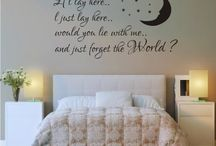 "Forget the World ""Wall Art"" by Happi Home / Wall Art by Happi Home. Purchase yours today! Visit: https://happihome.com.au/store/#!/FORGET-THE-WORLD/p/73496453/category=20476860 Measures approximately:  808mm x 437mm Available Colours:  Black, White, Red & Turquoise  Made with Premium Cast Avery Wall Vinyl. Comes with easy to follow step by step instructions. Application tape applied to allow for easy installation."