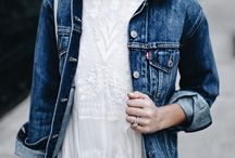Jacket - Blue Denim