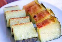Cassava kuih