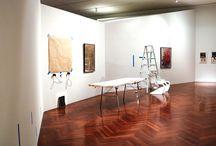 Montaje de la exposición El arte de la música / Mira el video aquí: http://bit.ly/1S53dJ9  Fotografías de Christian Ramírez.